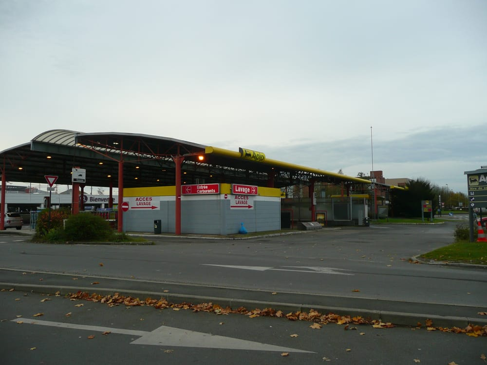Station agip closed gas stations centre commercial - Villeneuve d ascq 59650 ...
