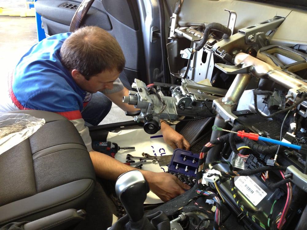 Car Repair Near Winston Salem Nc