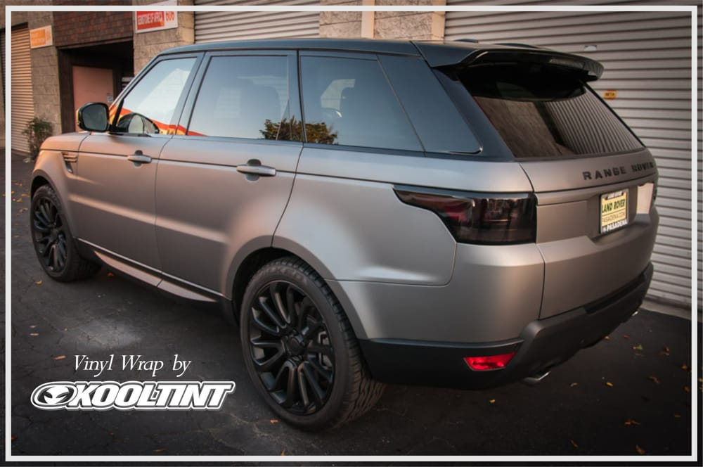 This Is A Green 2014 Range Rover Sport Supercharged That