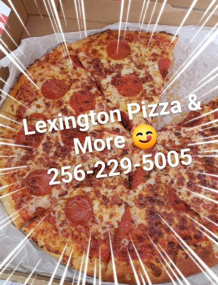 Lexington Pizza and More: 10109 Hwy 64, Lexington, AL
