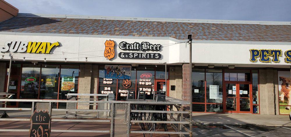 The 395 - Craft Beer and Spirits: 1075 N Hills Blvd, Reno, NV