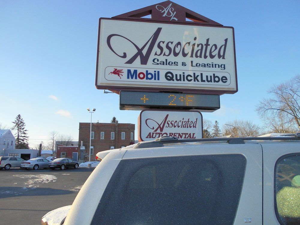Associated Sales and Leasing: 409 N Central Ave, Marshfield, WI