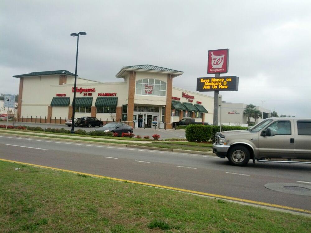Walgreens: 6506 Caroline St, Milton, FL