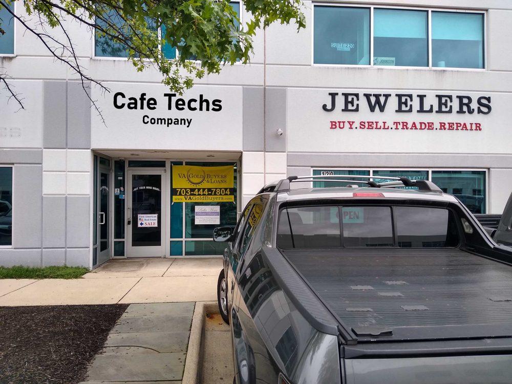 Cafe Techs: 21580 Atlantic Blvd, Sterling, VA