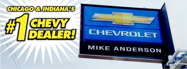 Mike Anderson Chevrolet Of Chicago >> Mike Anderson Chevrolet Of Chicago 5333 W Irving Park Rd