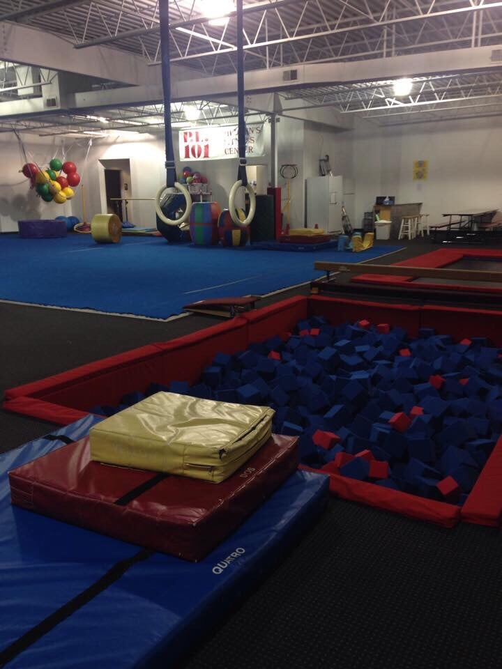 PE 101 Kids Gym: 2920 N 118th St, Omaha, NE