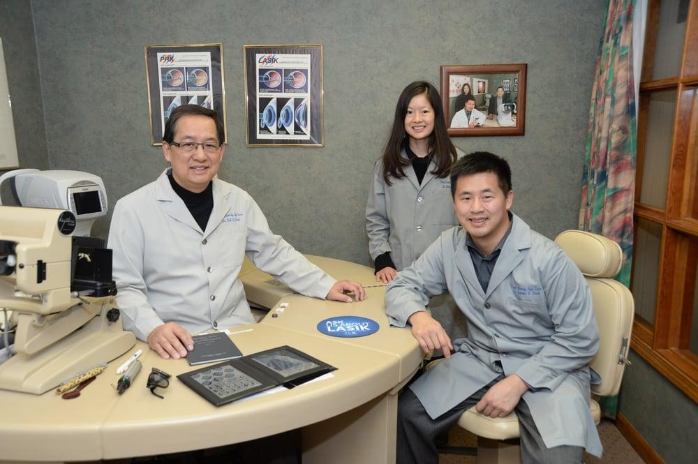 park family eye care - 13 photos - optometrists
