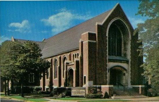 First Presbyterian Church of Barberton: 636 Park Ave W, Barberton, OH