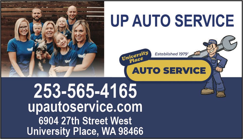 University Place Auto Service: 6904 27th St W, University Place, WA