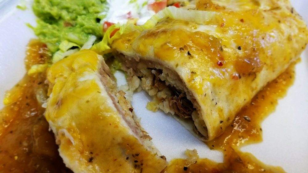 Happy Burrito: 695 Palmer Ave, Bennett, CO