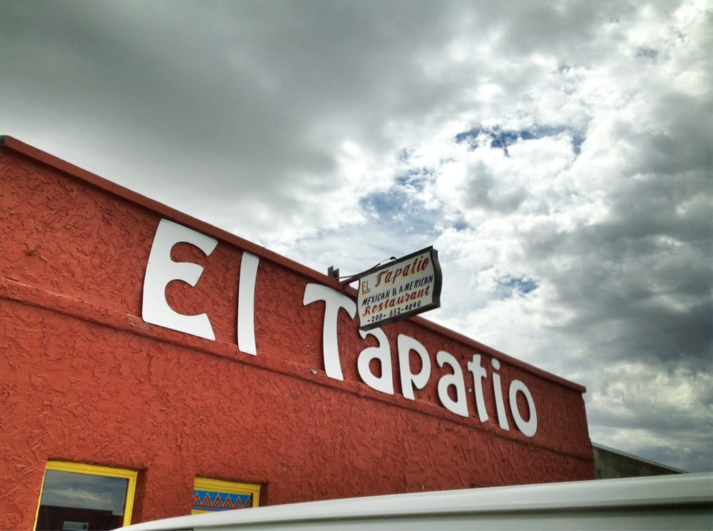 El Tapitio: 33 W 1st S, Preston, ID