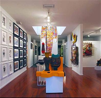 UP Art & Design Gallery