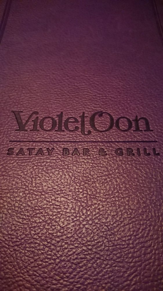 Violet Oon Satay & Grill