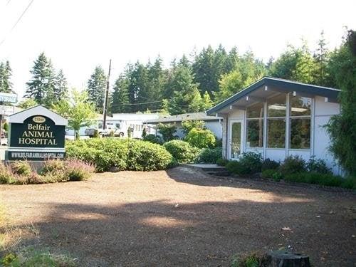 Belfair Animal Hospital: 23240 NE State, Belfair, WA