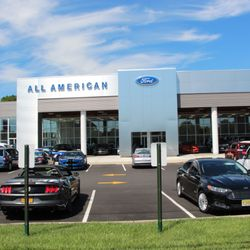 All American Ford In Old Bridge Photos Reviews Auto - Ford dealers in nj