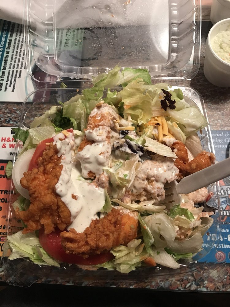 Love's Fish Box: 1104 Shelby Rd, Kings Mountain, NC
