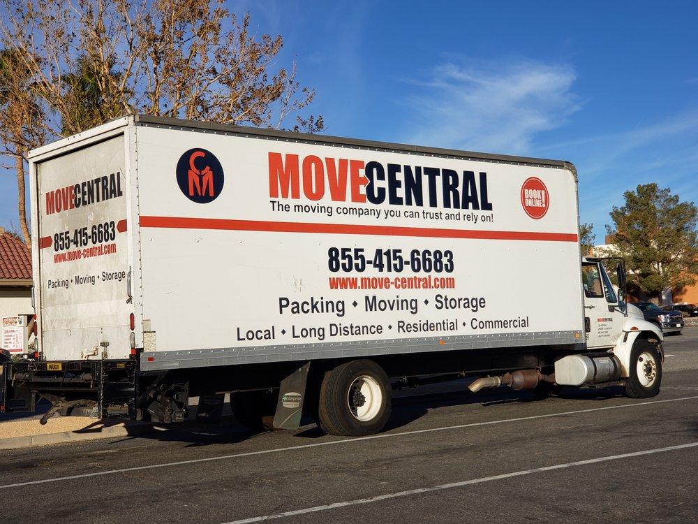Move Central Moving & Storage - 269 Photos & 425 Reviews
