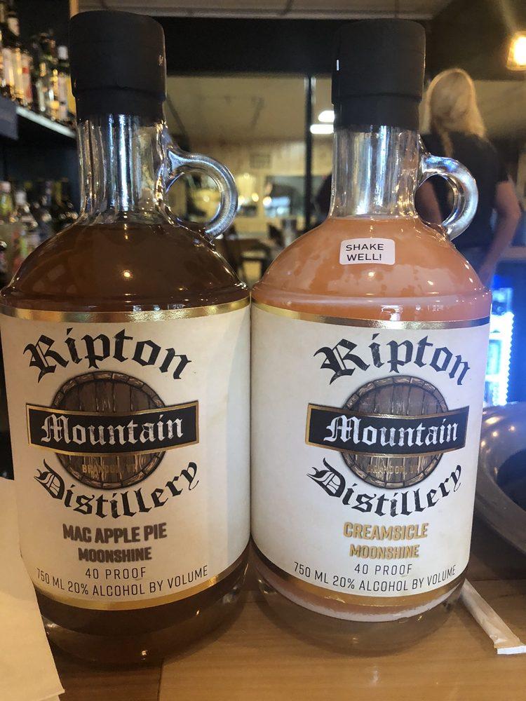 Ripton Mountain Distillery: 12 Park St, Brandon, VT
