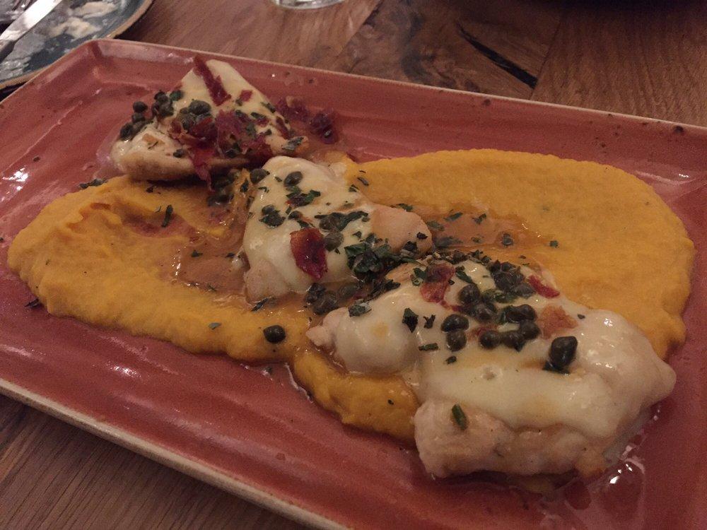 Chicken Saltimbocca Yelp