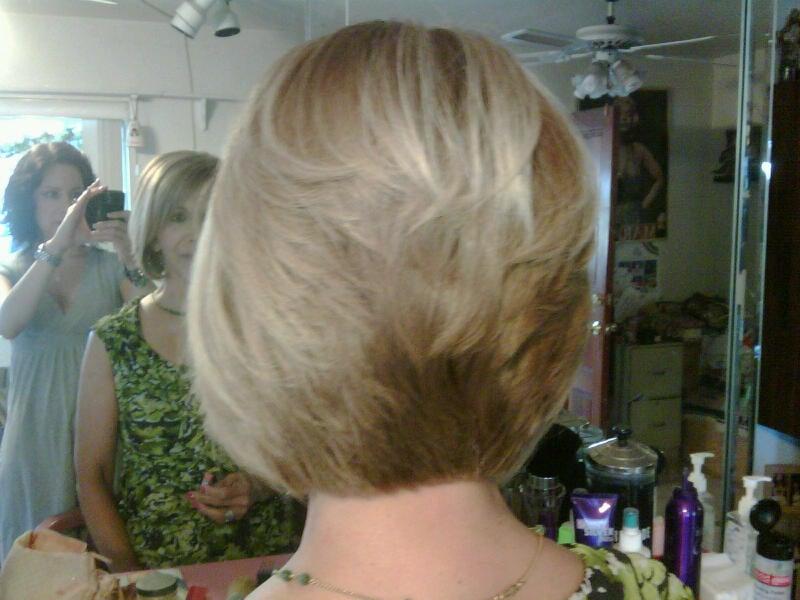 Carmen Graduated Bob Haircut Back View Yelp