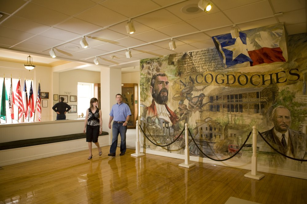 Nacogdoches Convention & Visitors Bureau: 200 E Main St, Nacogdoches, TX