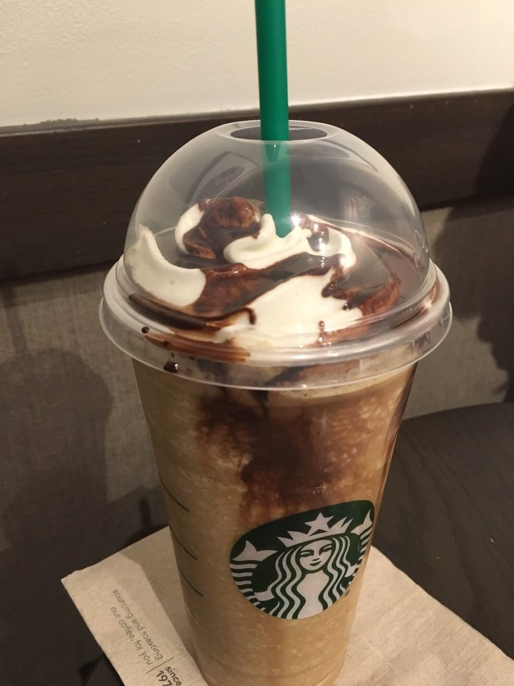 Photo Of Starbucks   Brooklyn, NY, United States. Coffee Frappuccino With  Light Whip
