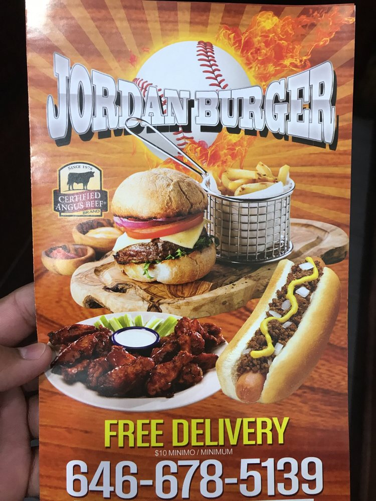 Jordan's Snack Bar & Burger