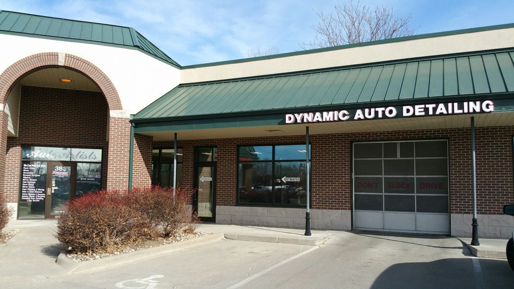 Dynamic Auto Detailing: 6055 Aurora Ave, Urbandale, IA
