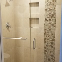 Photo Of Rtk Tile Specialties Portland Or United States Shower With A