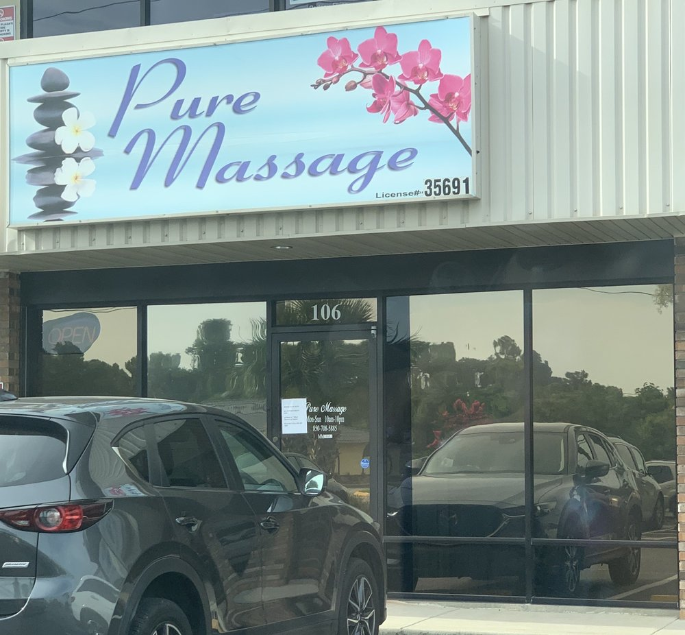 Pure Massage & Spa: 17320 Panama City Beach Pkwy, Panama City Beach, FL
