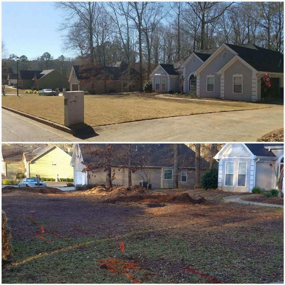 Grass Works: 2912 Hwy 11 S, Mansfield, GA