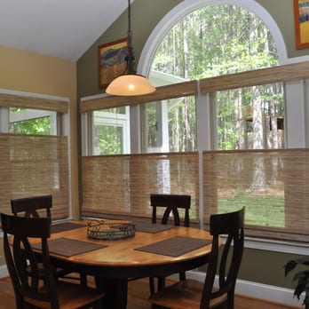 Woven Wood Shades With Top Down Bottom Up Feature Yelp