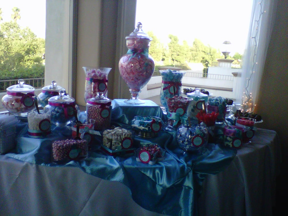 I Love Nice Families Nice Brides Great Candy Buffet
