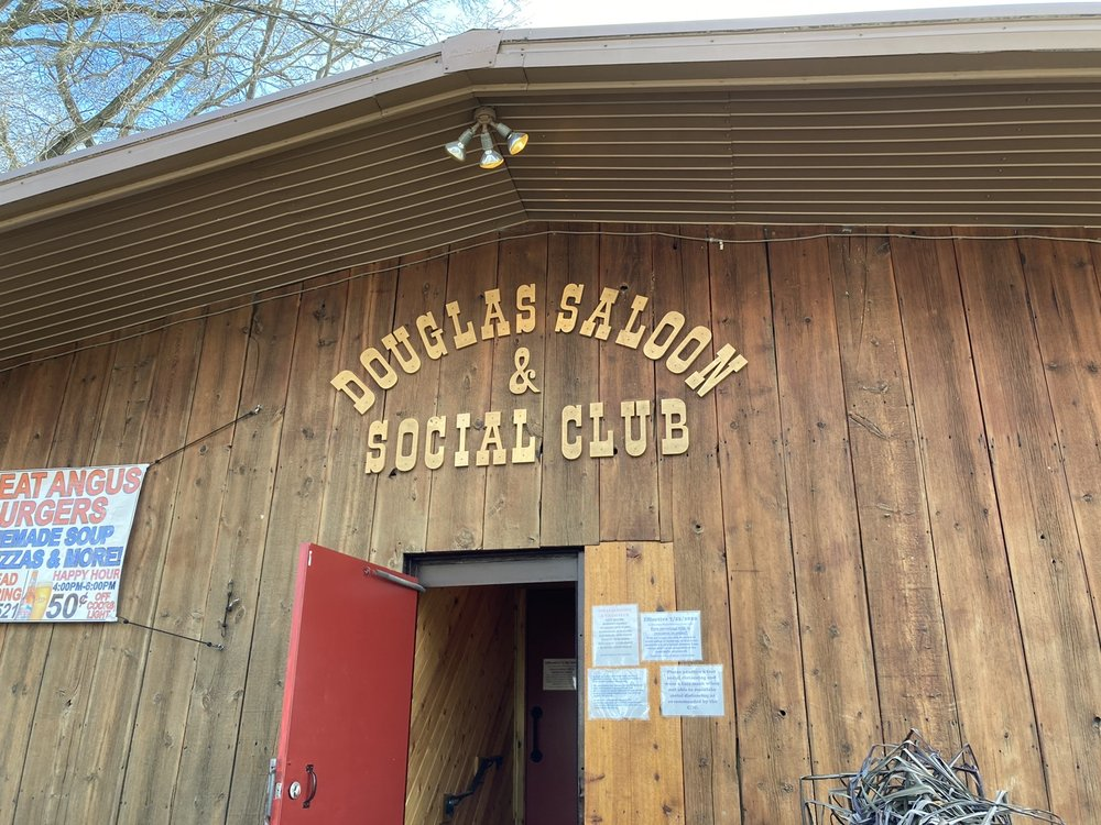 Douglas Saloon & Social Club: 6460 75th St NW, Oronoco, MN