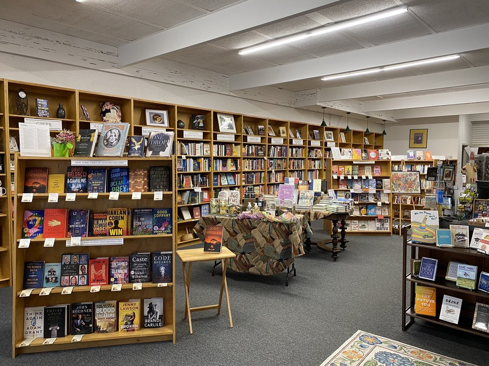 WordsWorth Books: 5920 R St, Little Rock, AR