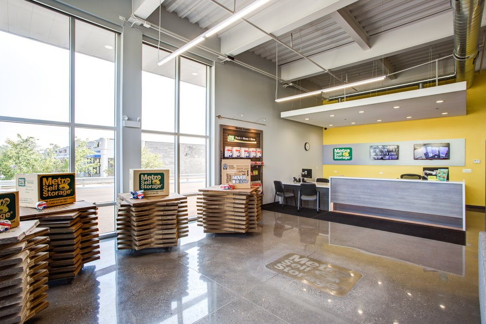 Metro Self Storage: 1360 S Butterfield Rd, Mundelein, IL
