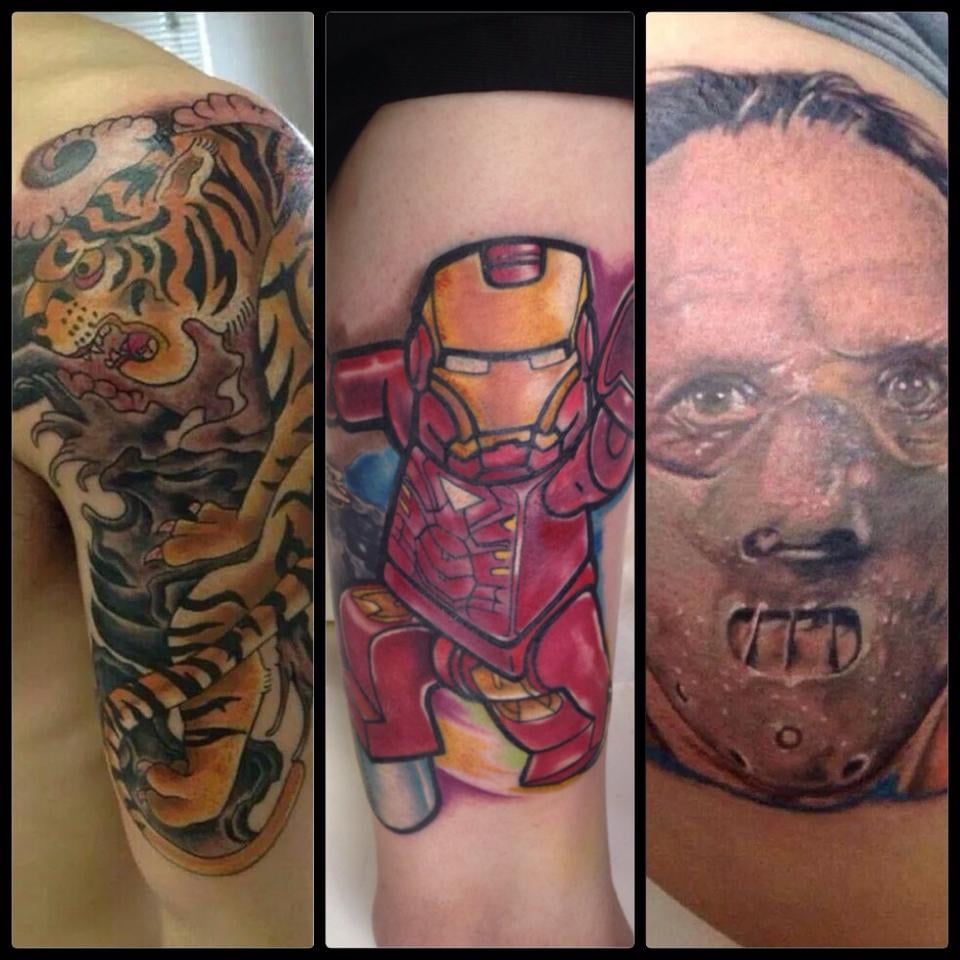 inked temptations tattoo studio 15 photos tattoo 229