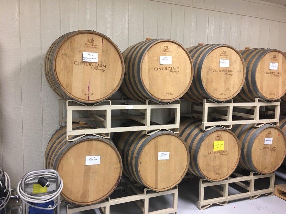 Social Spots from Century Farm Winery