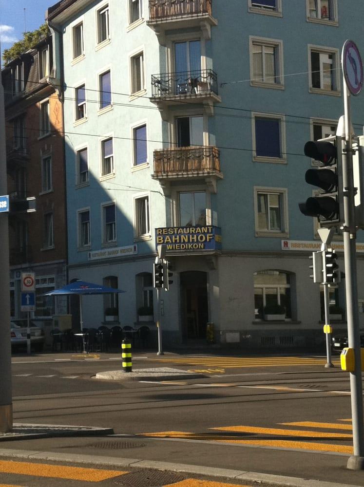 Restaurant bahnhof wiedikon cuisine suisse - Restaurant cuisine moleculaire suisse ...