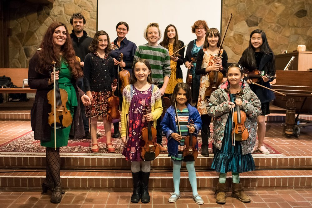Lila Sklar Violin Studio: Berkeley, CA