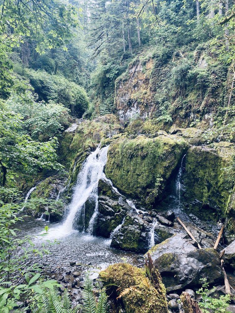 Little Mashel Falls: 44506 Alder Cutoff Rd E, Eatonville, WA