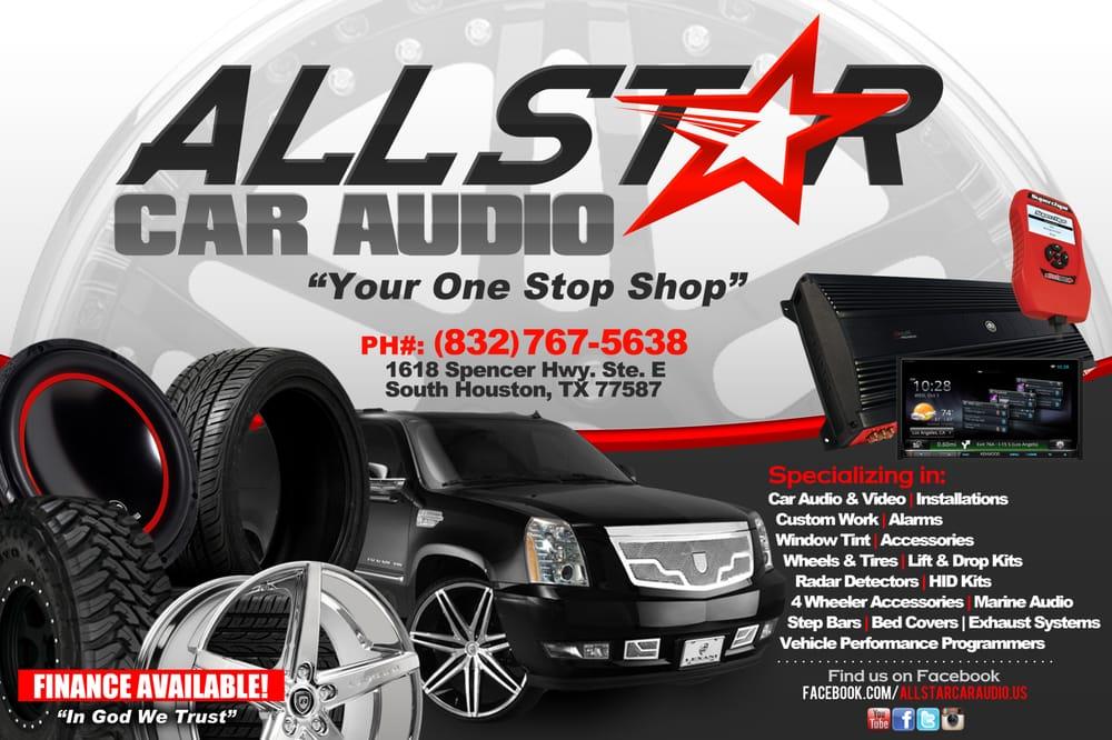 All Star Car Audio 100 Photos Car Stereo Installation