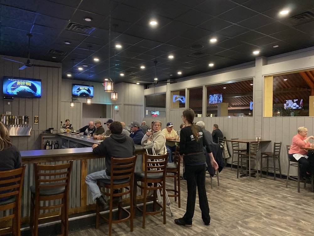 Bull Pen Restaurant & Lounge: Washington Ave, Tyrone, PA