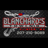 Blanchards Towing: 935 Main St, Clinton, ME