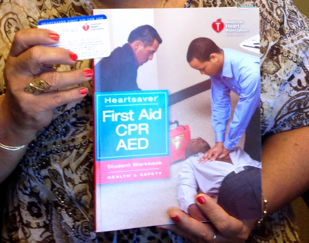 Healthy Happy Heart CPR: 1100 N Glebb Rd, Arlington, VA