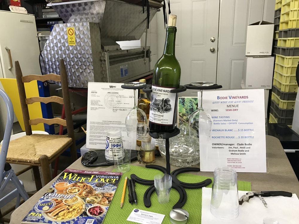 Bodie Vineyards