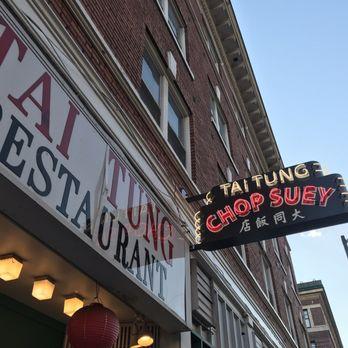Photo Of Tai Tung Chinese Restaurant Seattle Wa United States