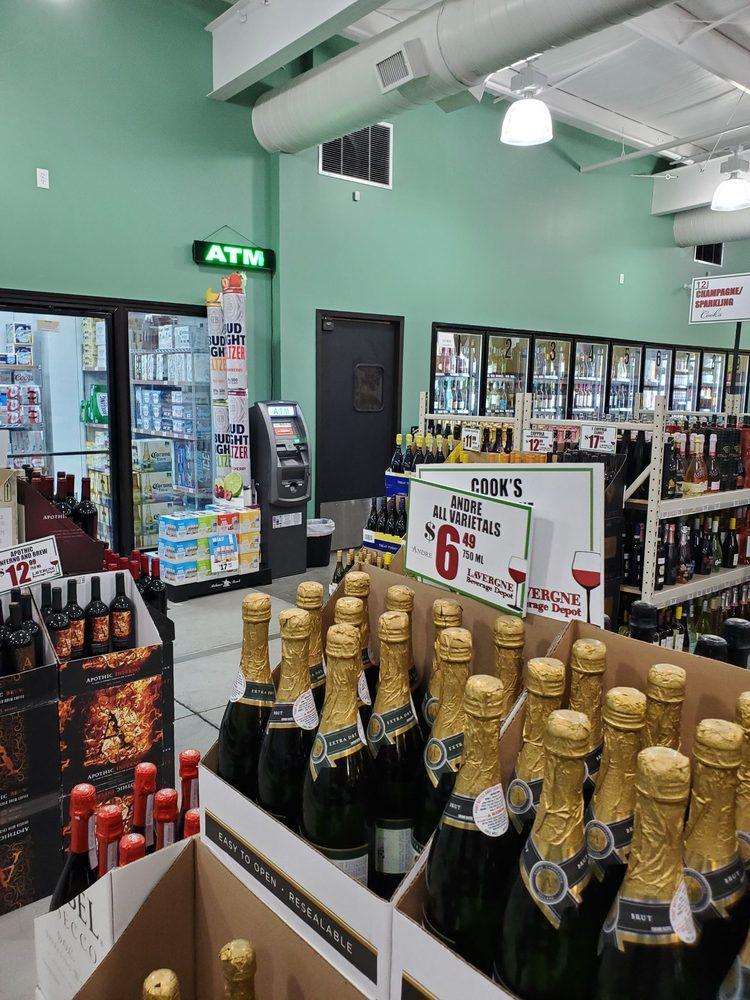 Lavergne Beverage Depot: 5033 Murfreesboro Rd, La Vergne, TN