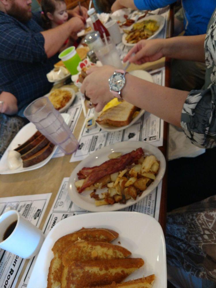 Jocko's Ritz Diner: 359 W 1st St, Oswego, NY