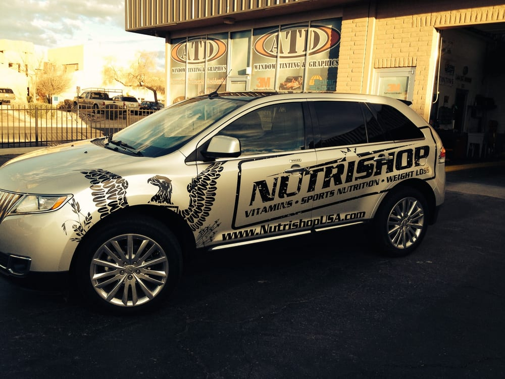 ATD Window Tinting and Graphics: 1920 E Lohman Ave, Las Cruces, NM